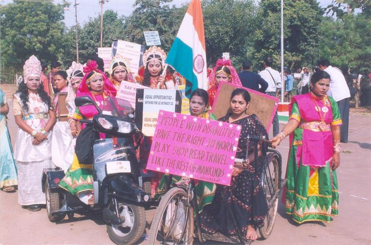 2004 -5 ( (World Disability Day)