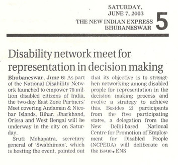 Networking - Paper Clipping -1