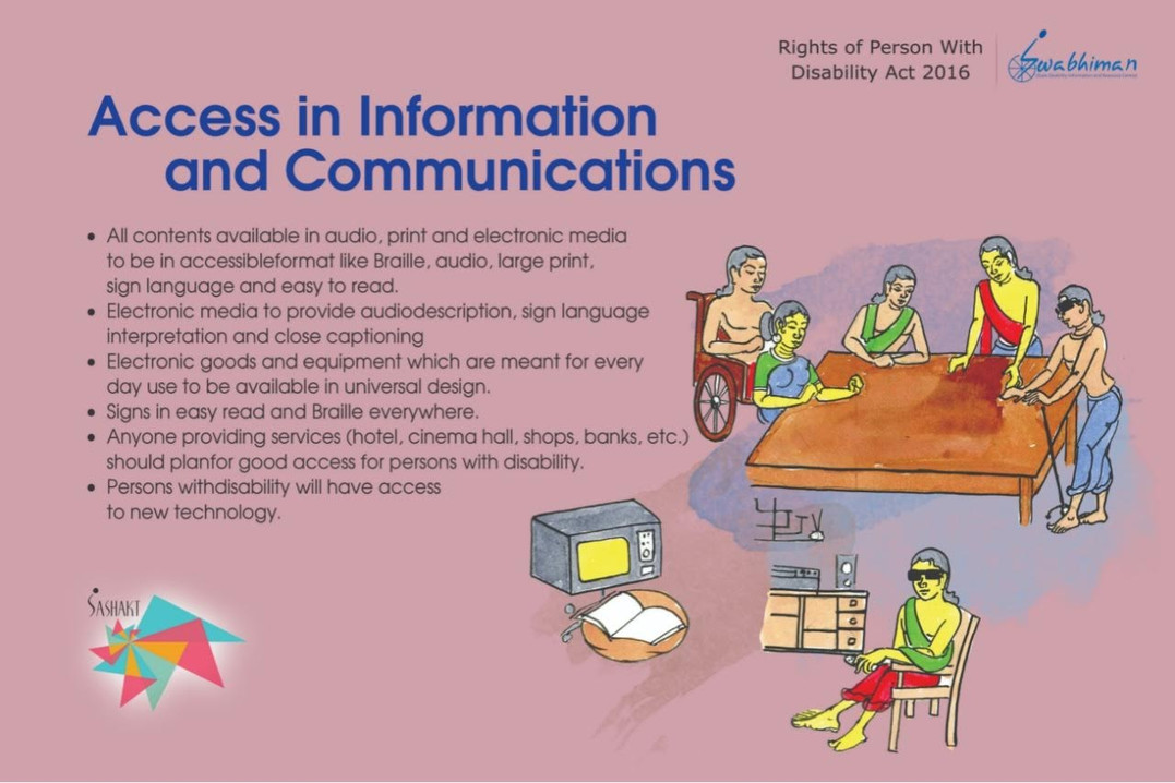 Access in Information and Communications
