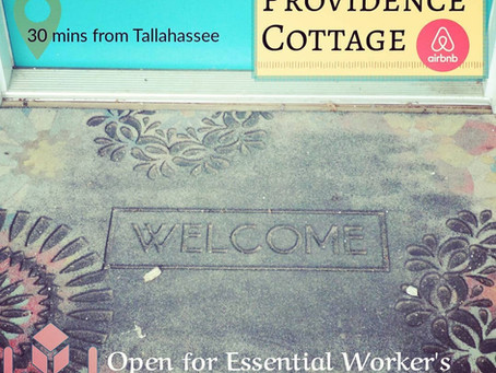 Providence Cottage Open For Essential Workers