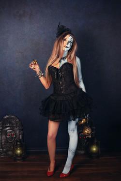 Halloween Boudoir Gallery