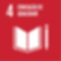 ODS 4 Assegurar a educação inclusiva, equitativa e de qualidade, e promover oportunidades de aprendizagem ao longo da vida para todos