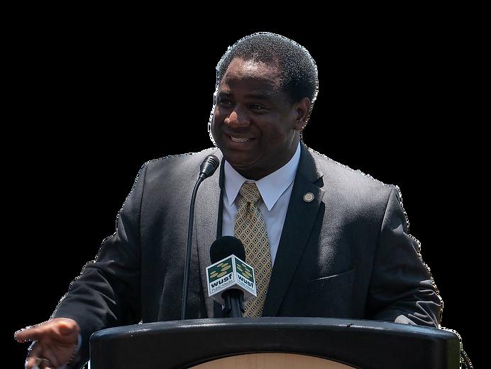 Wengay Newton for Mayor