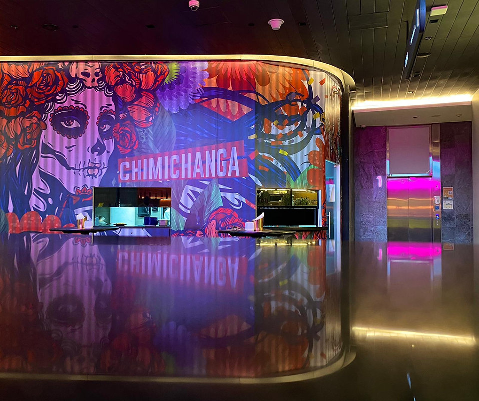 chimichanga mexican restaurant and bar i