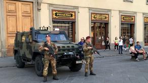 Dicas de segurança em Florença