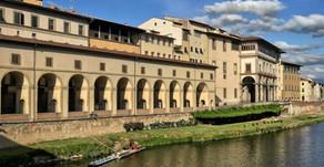 O Corredor Vasariano reabre em 2022