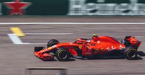 Formula 1 em Florença!