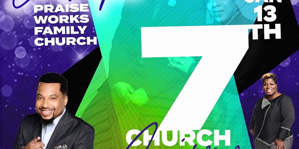 Praise Works 7th Church Anniversary