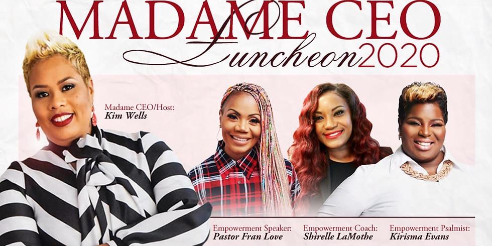 Madam CEO Luncheon 2020