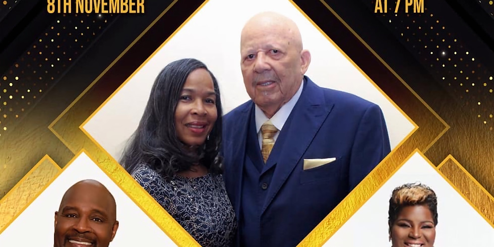 New Day Fellowship of Deliverance Churches Founder & Wife Celebration