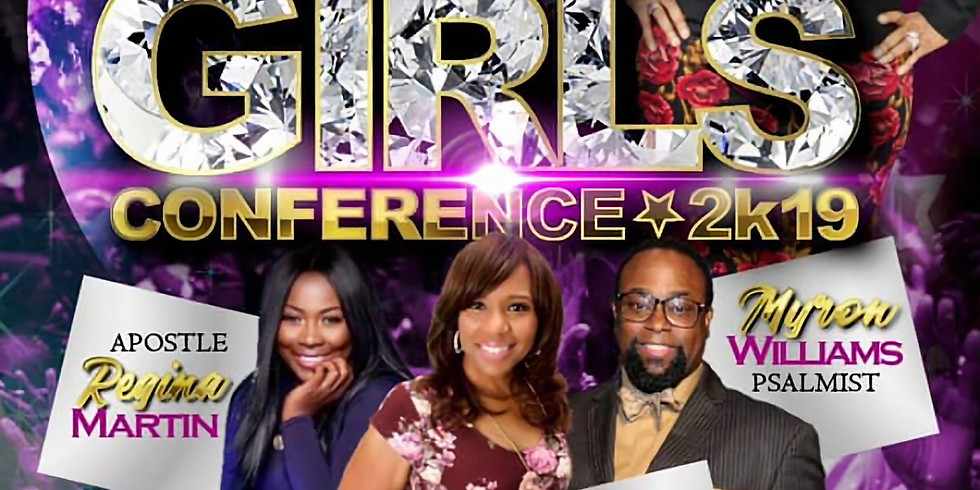 Gzus Girls Conference 2K19
