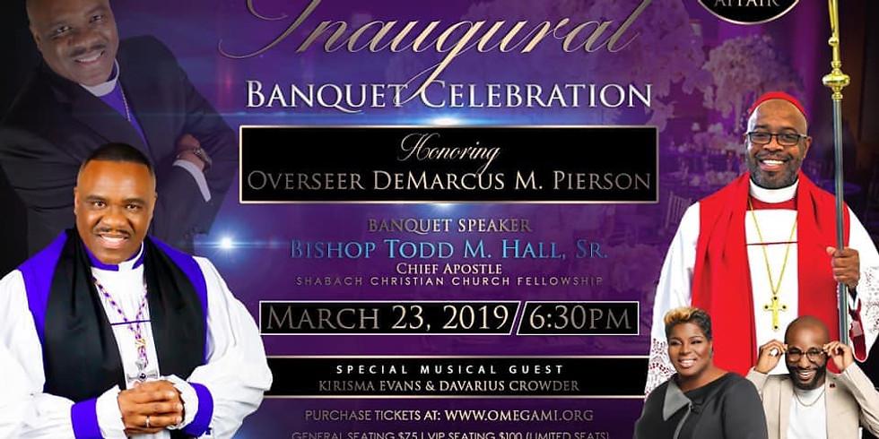 Inaugural Banquet Celebration