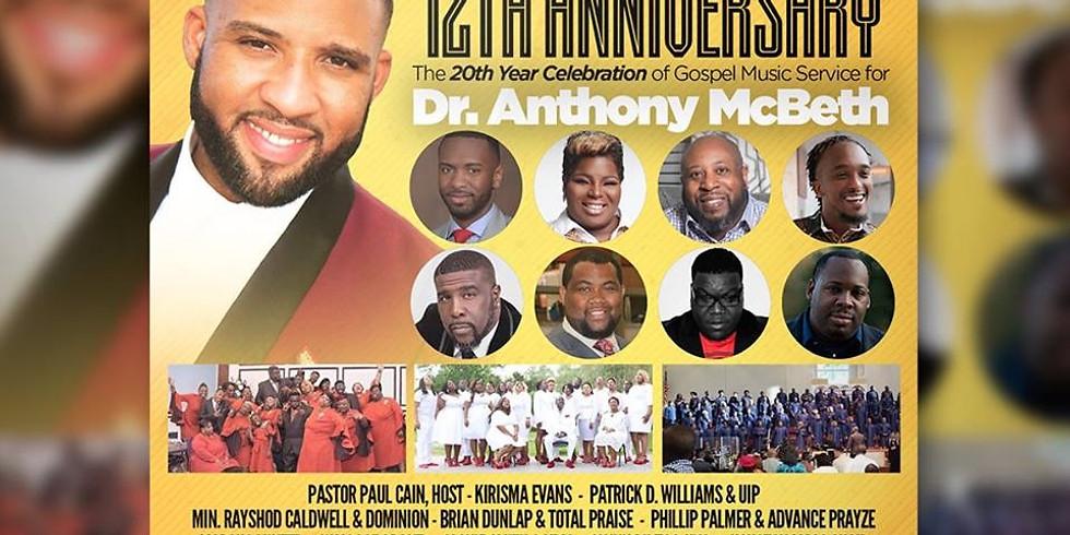 The United Praise Chorale 12th Anniversary