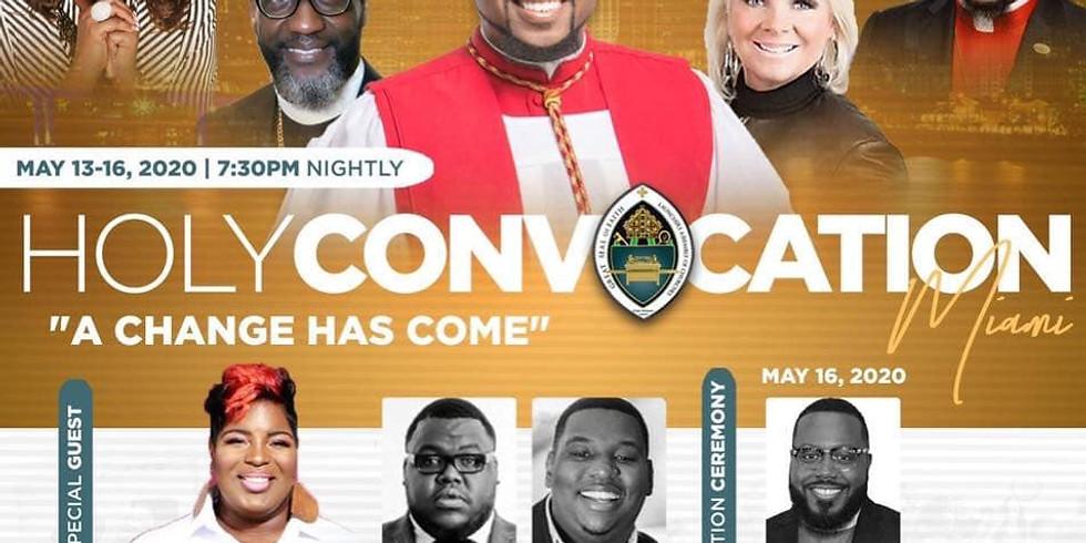 Holy Convocation Miami