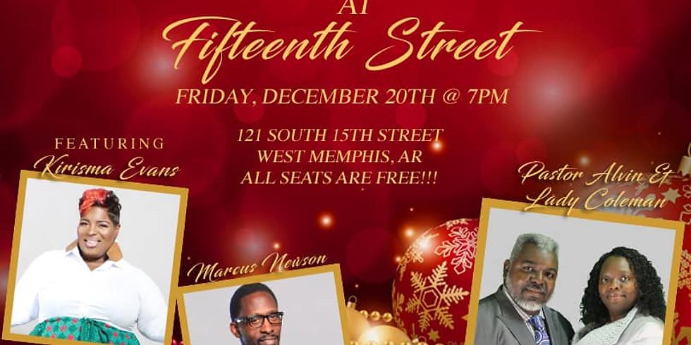 Christmas at Fifteenth street
