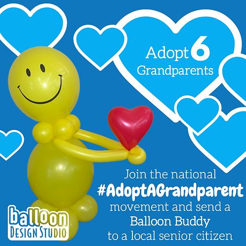 Adopt a Grandparent x6