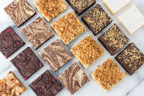 Cookie Bar Variety Pack, 1 dozen bars