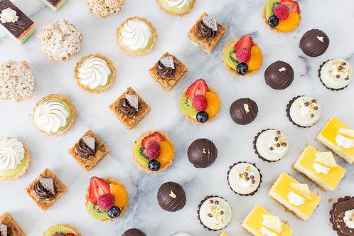Petite Sweets, one dozen