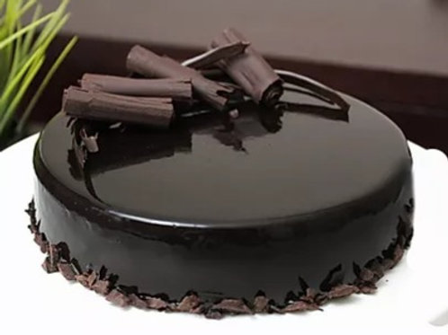 "10"" Flourless Chocolate Cake"