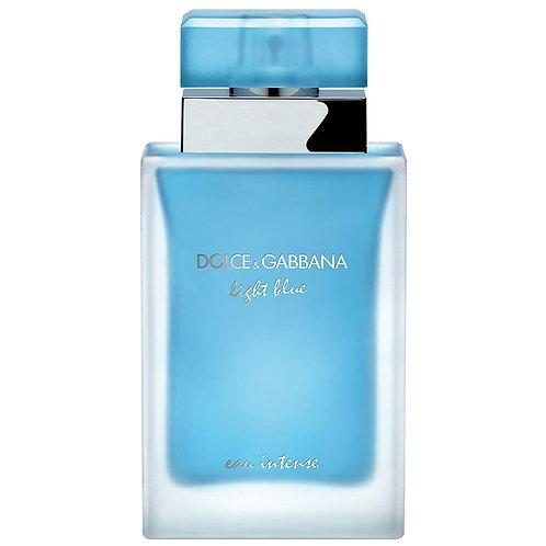 Dolce & Gabbana - Light Blue Eau Intense