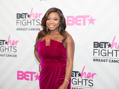 """""""BET Her Fights: Breast Cancer"""" Concert Special hosted by Naturi Naughton"""