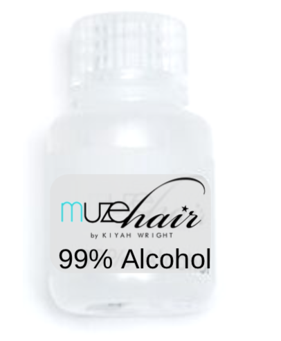 Muze Hair Wig Solvent