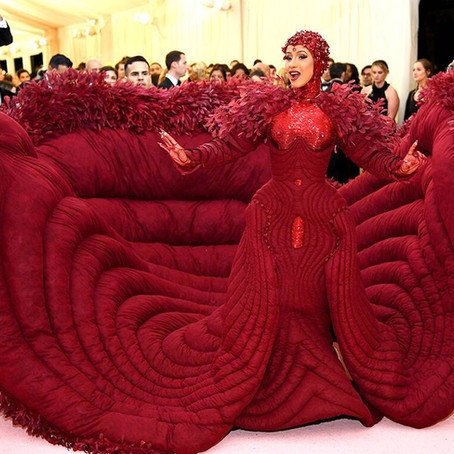 MET GALA SHOW STOPPERS