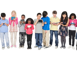 Too Much Screen Time:  the Effects of Excessive Technology for Kids