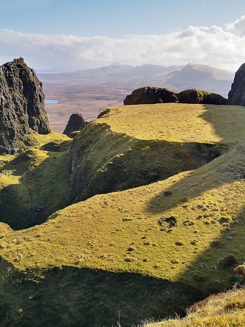 The Table (Plateau) from Quiraing.