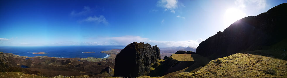 Plateau of the Quiraing