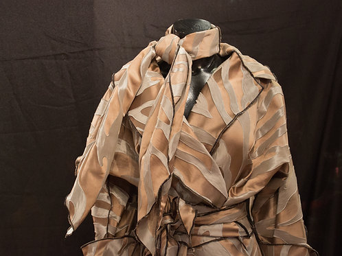 Upholstery Wrap Coat
