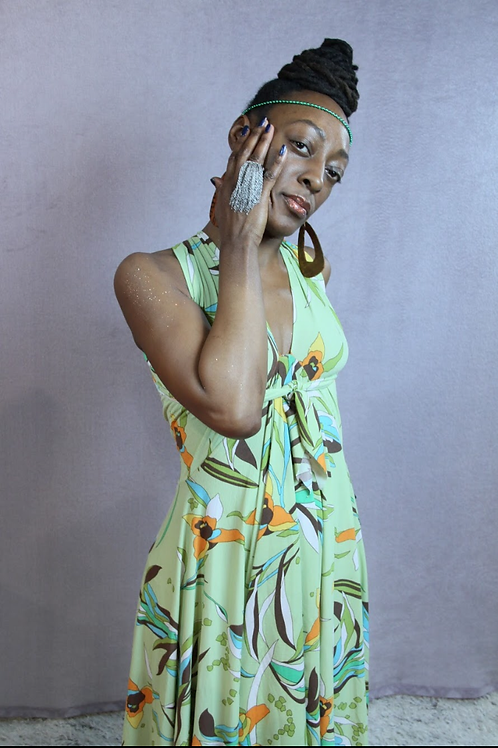 Carolina Wrap Dress
