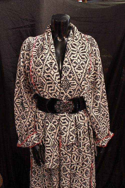 Knit Duster Coat