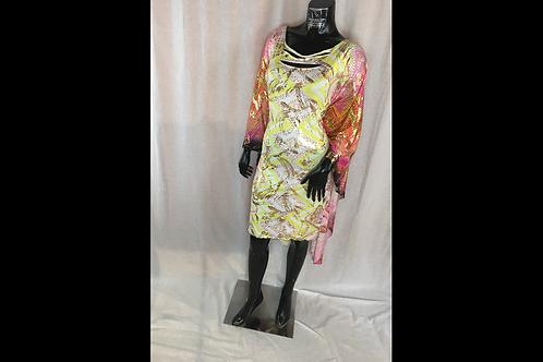 Short Mahogany Dress
