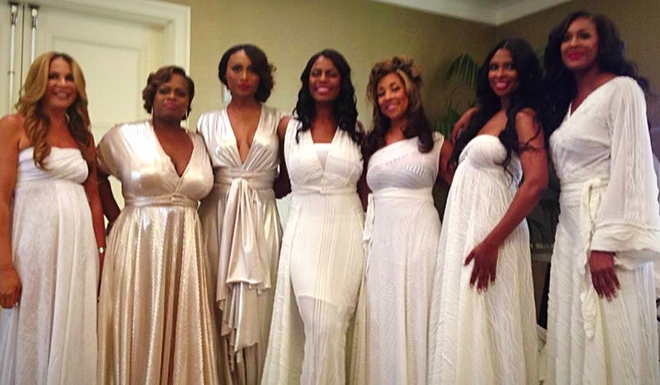 Nene Leakes Wedding in WSD 2013