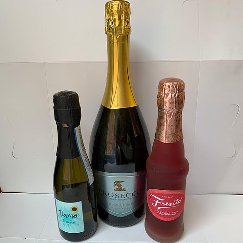 Sparkling Wines from