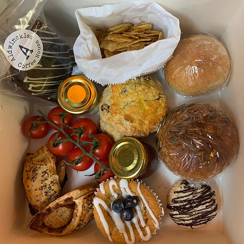 Vegan Afternoon Tea Box