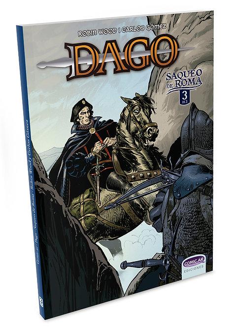 Dago, Saqueo de Roma 3