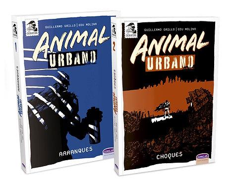 Animal Urbano - 1 y 2