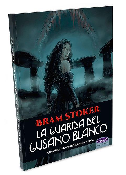 Bram Stoker, La guarida del gusano blanco
