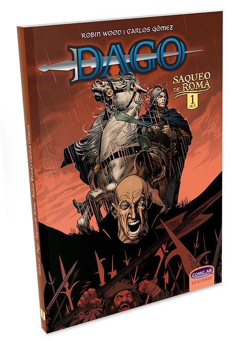 Dago, Saqueo de Roma 1