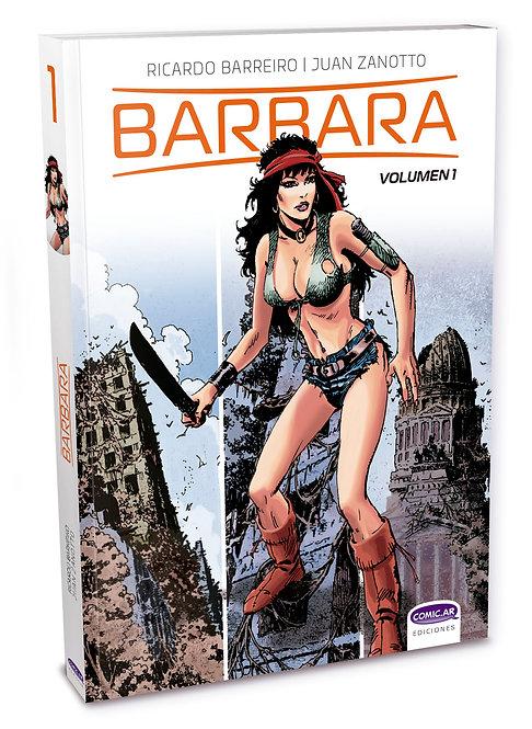 Barbara - Volumen 1