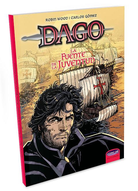 Dago, La fuente de la juventud