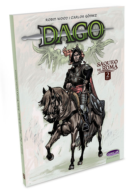 Dago, Saqueo de Roma2
