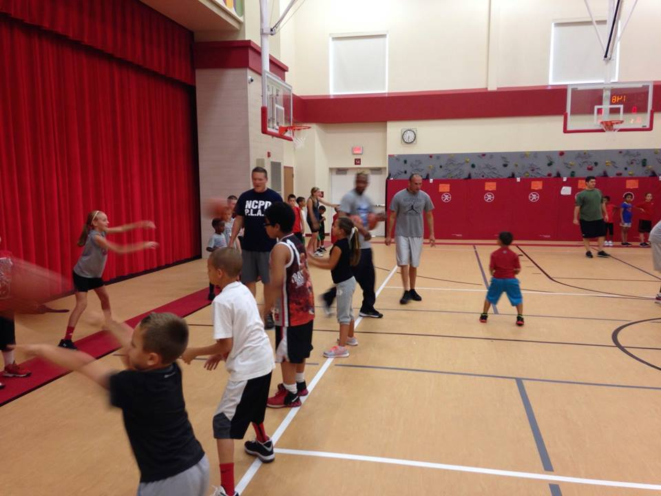 Fun-Da-Mentals Basketball Clinic