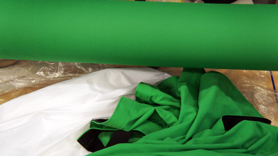 Green Screen Fabrication