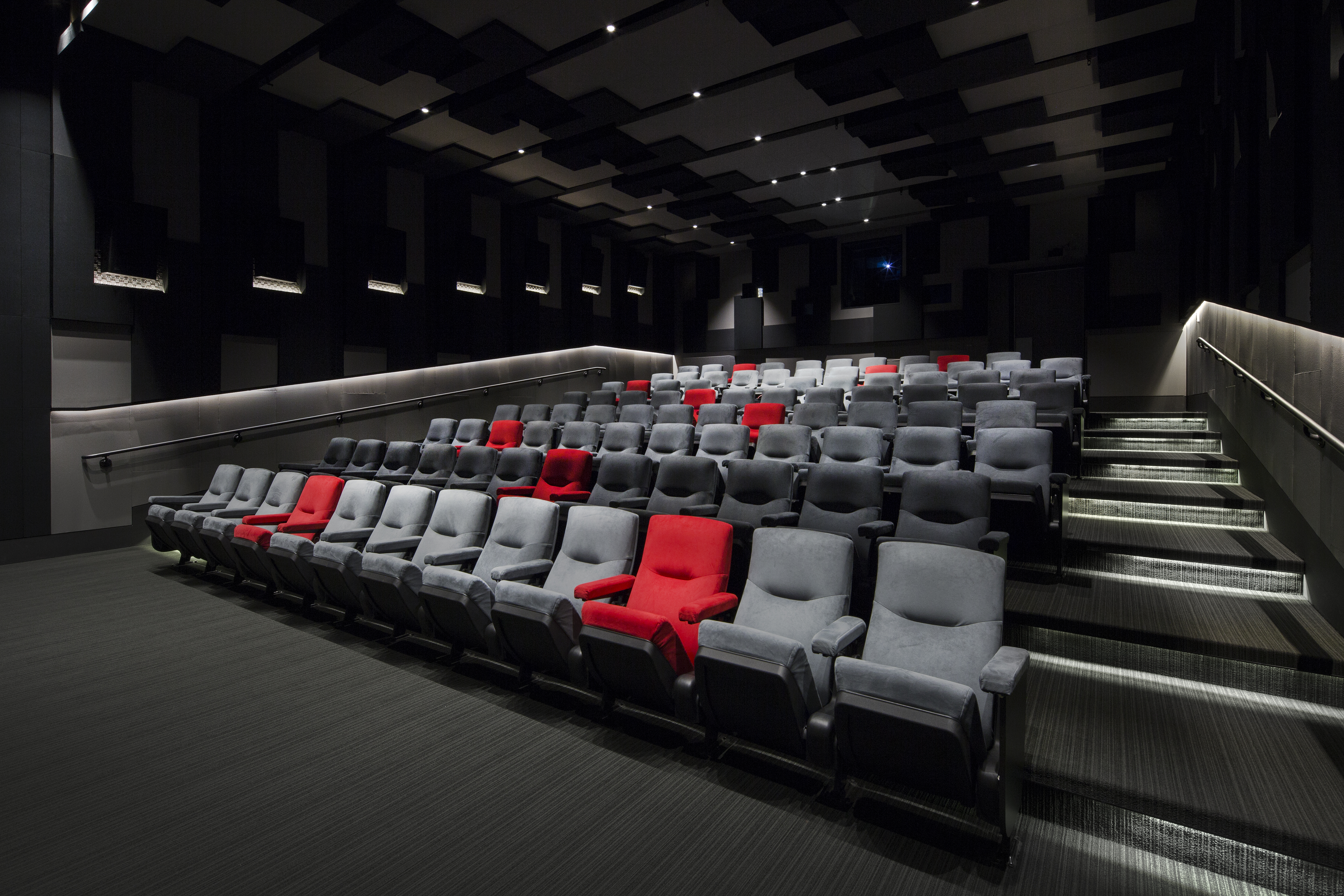 JAMES BLAKELEY THEATER - 92 Seats