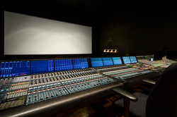 Howard Hawks Mixing Stage