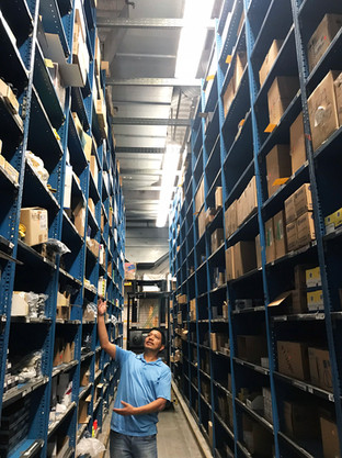 Meet Sebastian Campos, Studio Supply Sr. Manager