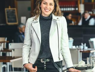 Fernanda Reitz Lobos: Con constancia aseguras el éxito